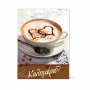 Κάρτα Καλημέρα με Καφέ και Καρδιές