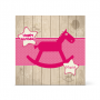 Δώρο Κάρτα για Γενέθλια για Κορίτσια, Αλογάκι
