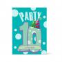 Πρόσκληση σε Πάρτι για Παιδάκι Δέκα Ετών